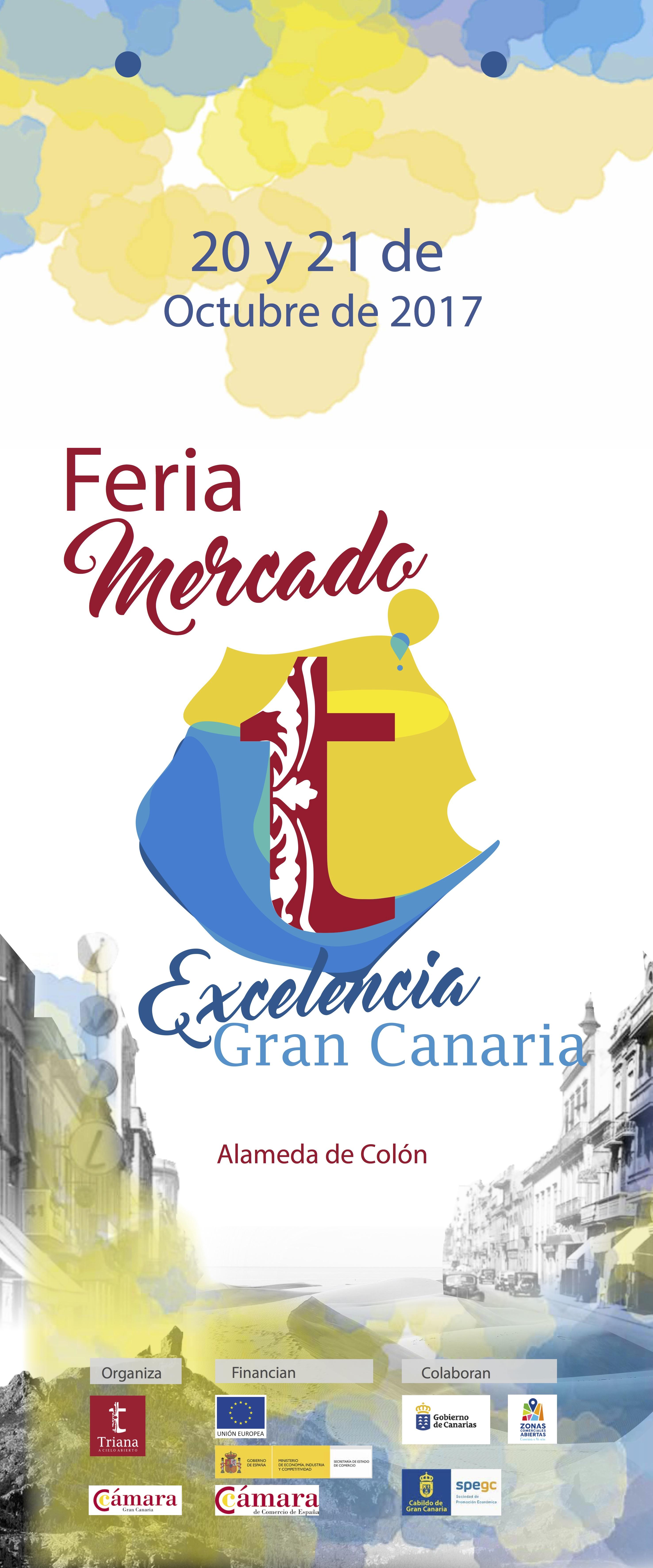 Feria Mercado, Excelencia Gran Canaria.