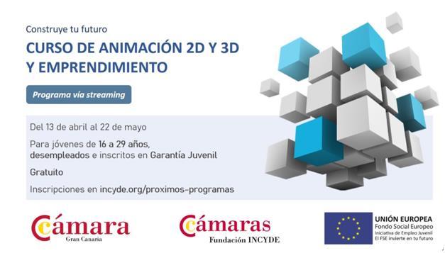 Curso_animación_2D_y_3D_CAMARAGRANCANARIA