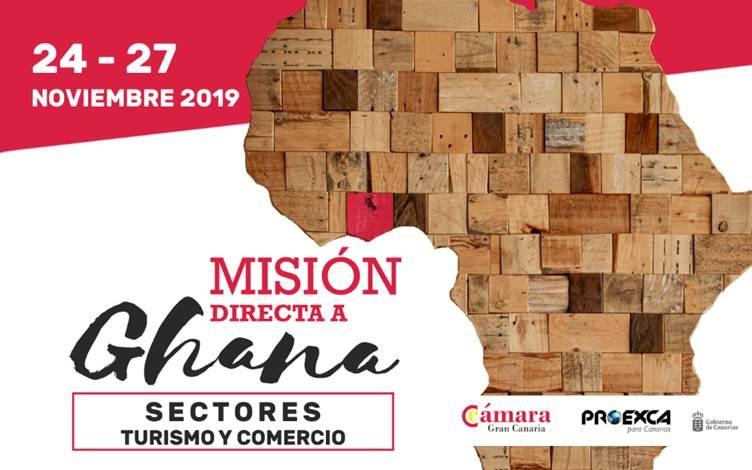Misión de Empresas Turísticas y Comerciales a Ghana