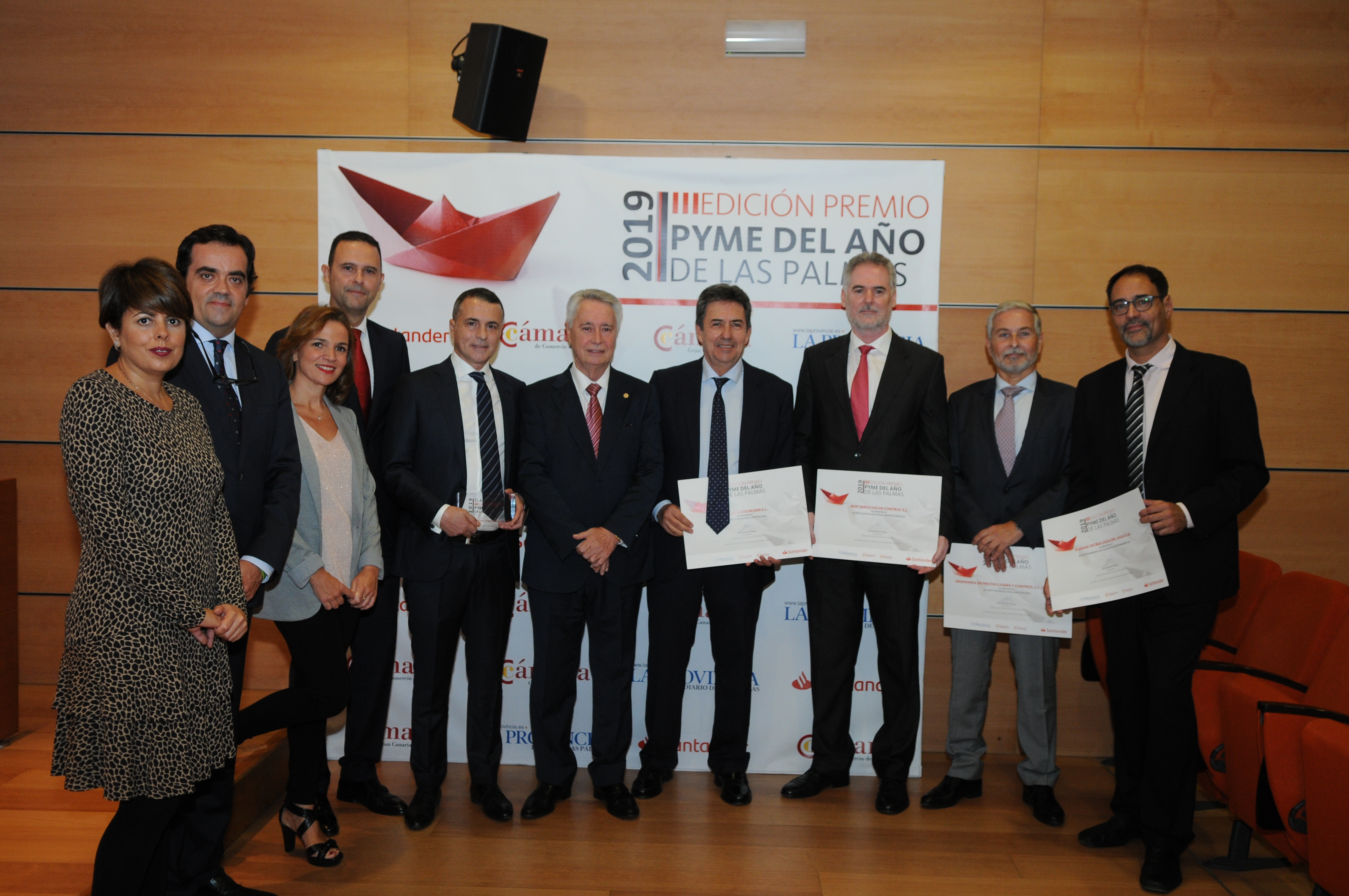 Premio Pyme del año 2019 Las Palmas