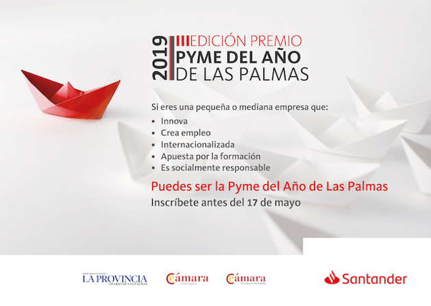 Premio PYME 2019 - Las Palmas
