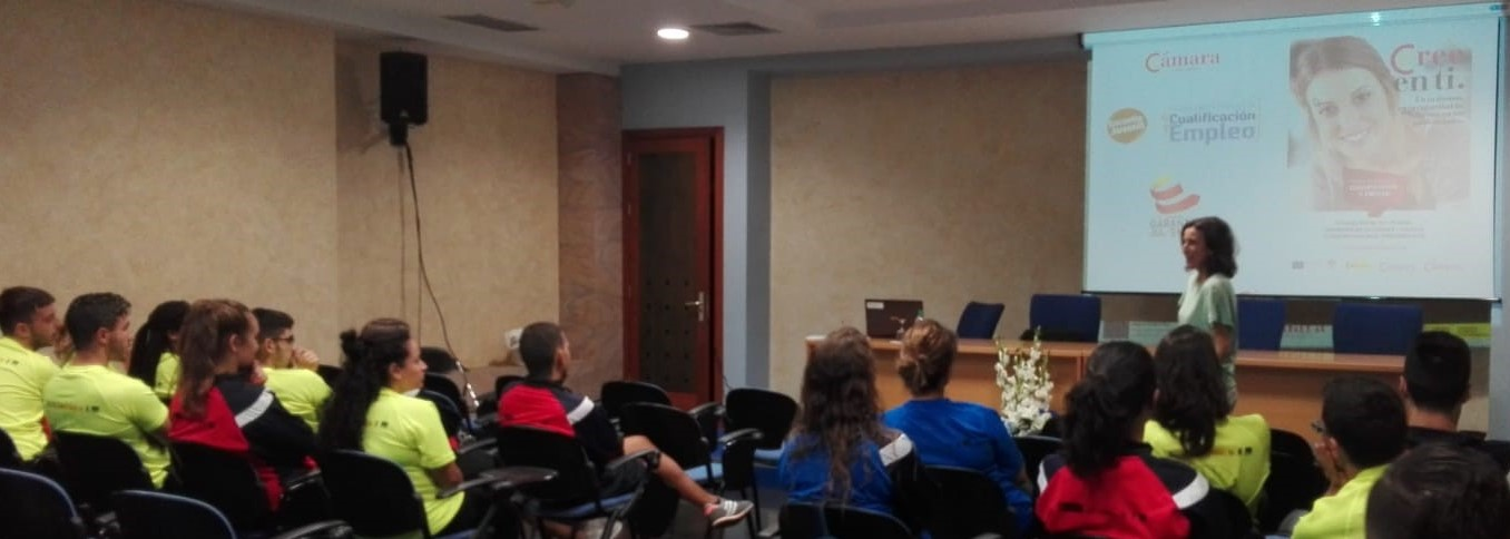 Presentación Programa PICE en Santa María de Guía