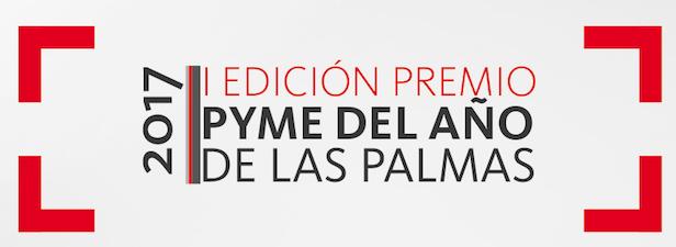 I Edición Premios Pyme 2017 Provincia de Las Palmas