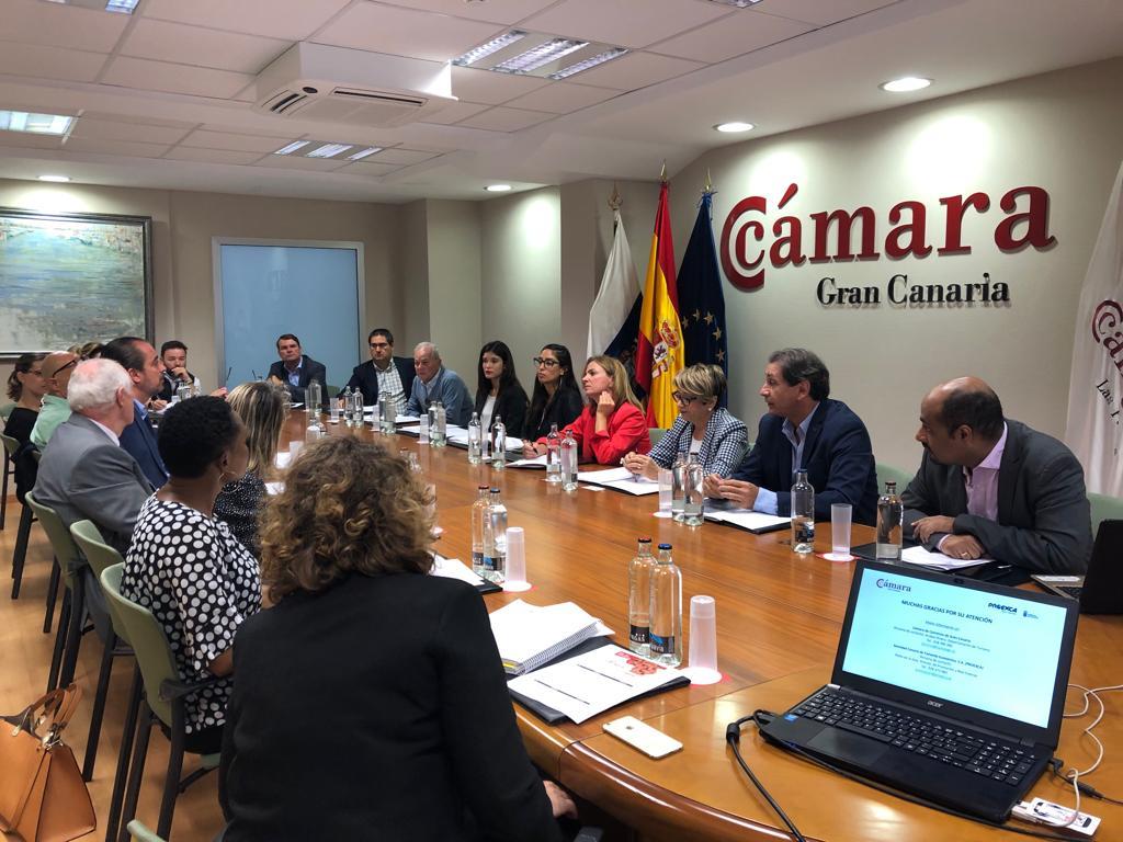 Reunión Informativa Misión Comercial a Ghana